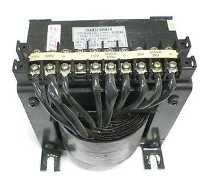 Tsuruta 110 220v Single Phase Transformer Ht 85c