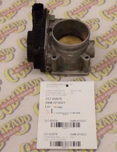 2002 02 2003 03 2004 04 2005 05 2006 06 Nissan Altima Throttle Body Assembly Oem