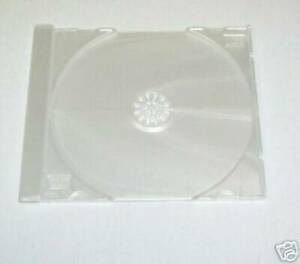 480 Top Quality Unique Single Cd Trays Silver Made In Usa