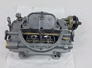 Carter 3783s Afb Carburetor 1961 1965 Chevrolet Hi Performance 409 Impala Belair