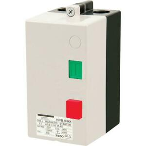 Grizzly G8291 Magnetic Switch Single phase 110v Only 2 Hp