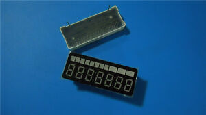 10pcs 7 Digit Led Display 7 Seg Segment Common Cathode Red Sf42946n jn