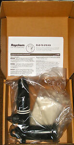 2 Raychem Elb 15 21 210c20 es Load Break Elbow 15kv 200a New