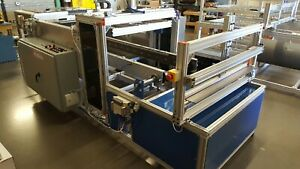 Sibe Automation Roll Fed Vacuum Former 20 X 25 Thermoformer