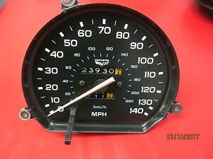 1978 1982 Corvette 140 Mph Speedometer 90 Day Warranty