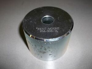 Kent Moore Automototive Specialty Tool Km 906 14 Bushing Adapter free Ship