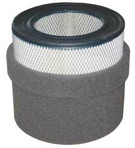 Solberg 244p Air Filter Element W Pre Wrap
