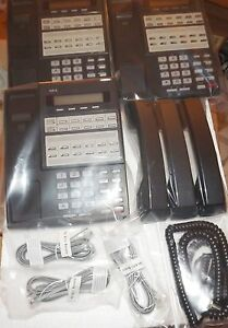 Lot 3 Nec 80573 22b Ds1000 2000 Refurb W cords Clean Ready To Use Guarantee