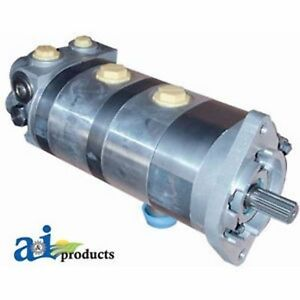 1543242c1 Hydraulic Pump Fits Case Ih Tractor 2870 Replaces A150825