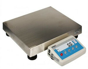 Radwag Portable Bench Shipping Scale 15kgx1g class Iii 11 4 x14 1 new