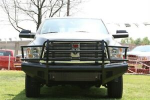 New Fab Fours Front Bumper Dodge Ram 2500 3500 2010 2011 2012 2013 2014 2015