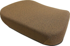 Amspjd47s h Seat Cushion Brown For John Deere 4030 4040 4230 4240 Tractors