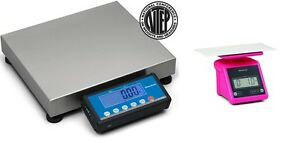 Brecknell Ps usb Portable Shipping Scale Ntep Legal For Trade 30kg 70lb free Ps7
