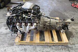 2004 Pontiac Gto Oem Factory Engine Transmission Swap 134k Ls1 5 7 6spd 1023