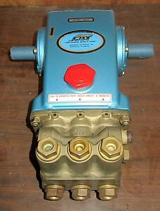 Refurbished high Pressure Cat Model 660 Positive Displacement Pump