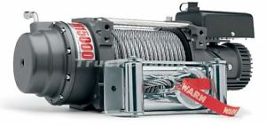 New Warn M15000 Winch 47801 12v 15 000 Lbs Pull
