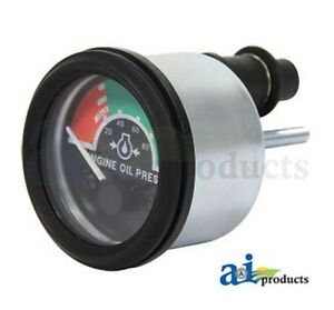 Ai At164542 Gauge Engine Oil Pressure For John Deere Industrial construc