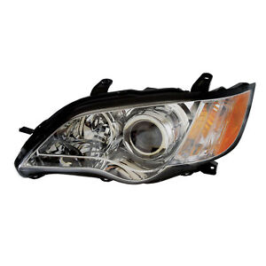 Fits For Subaru Outback 2008 2009 Headlight Left Driver 84001ag53b