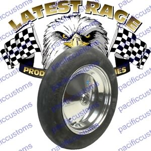 Latest Rage 24 Inch Tall 4 50 Smooth Front Sand Tire For 15 Inch Diameter Wheel