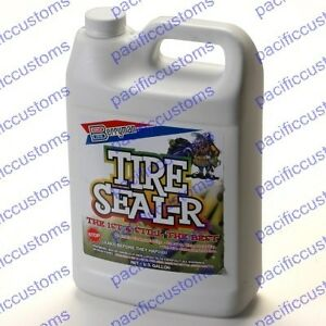 Berryman Paddle Tire Dirt Tire Sand Tire Or Street Tire Sealer 1 Gallon