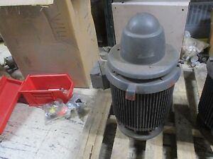 U s Electrical Motor Ac Motor H020s1b2f 20hp 3535rpm 230 460v 48 4 24 2a Used