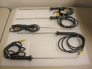 Fluke 80pk 2a Type K Thermocouple Immersion Probe_ One Piece