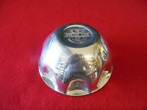Center Line Wheel Center Cap Polished Aluminum 8 1 4 Diameter X 3 7 8 Deep