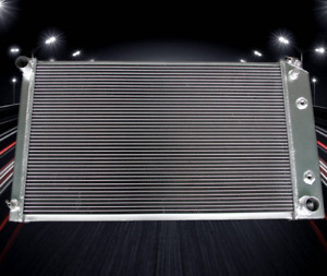 Jdn 3 Rows Fit Chevy Chevelle Bel Air Truck Aluminum Radiator