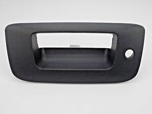 Tailgate Handle Bezel 2007 2013 Chevy Silverado Gmc Sierra Gm Chevrolet Trucks