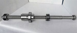 Cincinnati Milacron Ball Screw Assembly Cnc Lathe 3616024r01 Cinturn Ml5307