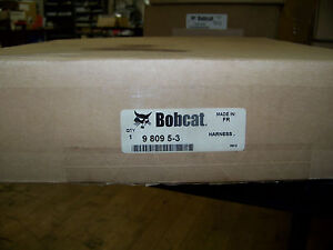 Bobcat Engine Harness 98905 3 New
