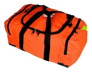First Responder Paramedic Emt Ems Trauma Bag Orange
