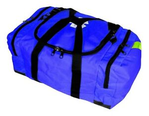 First Responder Paramedic Emt Ems Trauma Bag Blue