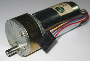 Buehler 200 Rpm Heavy Duty 18 V Dc Gearhead Motor Low Speed High Torque Motor