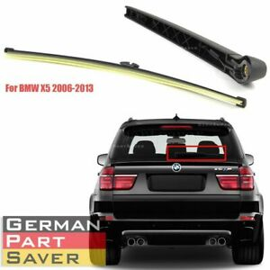 Autopa Rear Windshield Wiper Arm Blade For Bmw E70 X5 2006 2013 61627206357