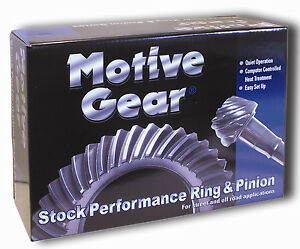 F8 8 456 Motive Gear Ring Pinion Ford 10bl 8 8 4 56 Ratio