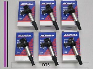 New Set Of Six A c Delco Ignition Coils D501c 12613057 C1508