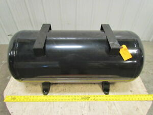 Lagrange 29 75 Gal New Steel Air Tank Black Powder Coat Finish 15 Dia 38 Long