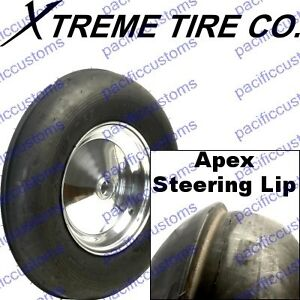 Xtreme 33 Inch Tall 8 80 Apex Steering Front Sand Tire With Lip For 17 Inch Diam