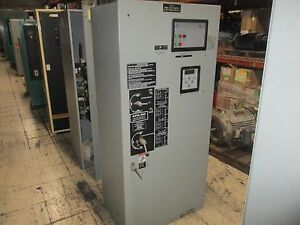 Asco Automatic Transfer Switch W bypass E962326097xc 260a 480y 277v 60hz Used