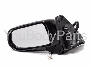 Mirror For Mazda Familia Mazda 323 1999 2002 Left Side 3 Contacts