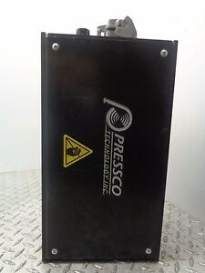 Pressco Technology Inc Optical Sensor Component