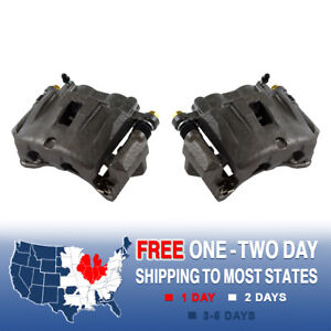 Fits Front Brake Calipers Pair 1999 2000 2001 2002 2003 2004 Jeep Grand Cherokee