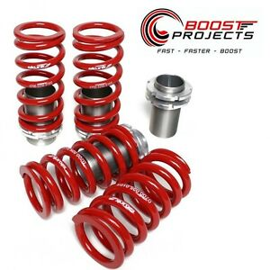 Skunk2 For 88 00 Civic Crx 90 01 Integra Adjustable Sleeve Coilovers 517 05 0730