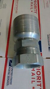 Parker Hydraulic Fitting 71 Series Part 11671 32 32