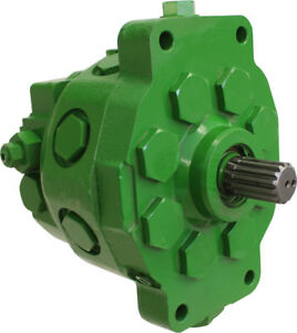 Amx4855 Hydraulic Pump For John Deere 2350 2355n 2550 2555 2750 2755 Tractors