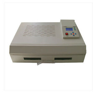 New T962c Infrared Ic Heater Reflow Oven 2500w