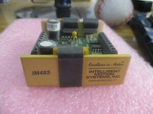 Ims Intelligent Motion Systems Model Im483 Motion Driver