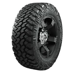 1 New 35x12 50r20lt Nitto Trail Grappler M t Mud Tire 10 Ply E 121q