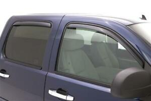 Window Vent Shades Visors In Channel 194538 For Chevy Aveo 2007 2010